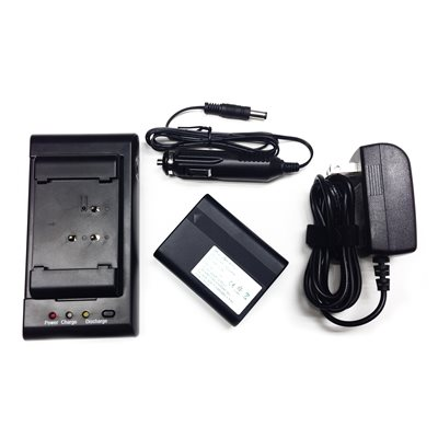 Battery and Charger Kit for Allegro MX